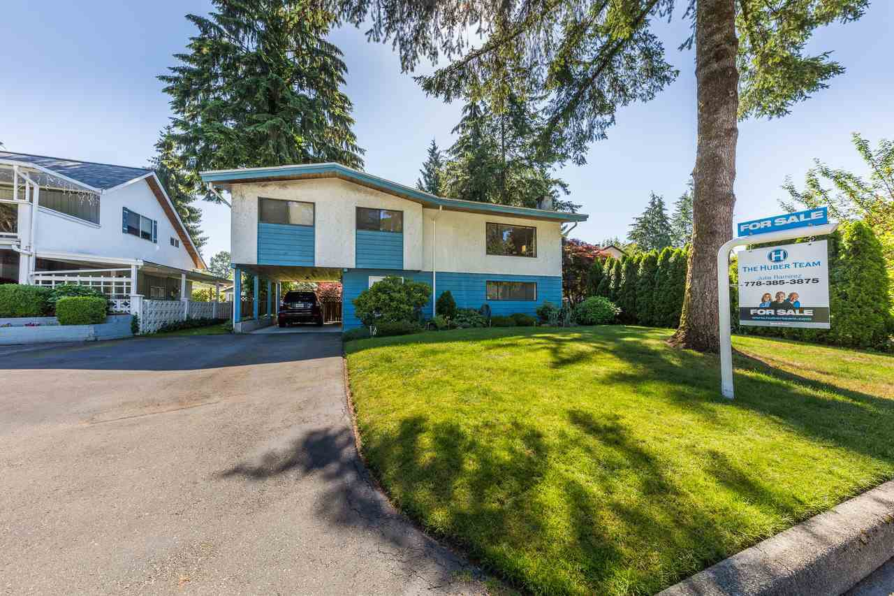 Main Photo: 3612 MCRAE Crescent in Port Coquitlam: Woodland Acres PQ House for sale : MLS®# R2181291