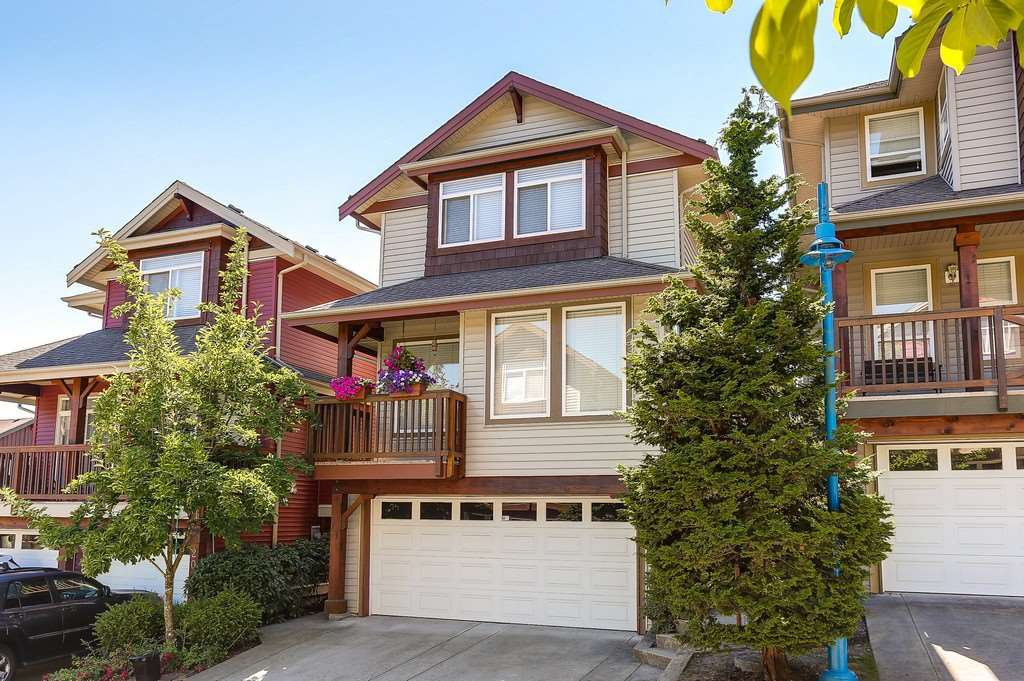 "Main Photo: 19 2287 ARGUE Street in Port Coquitlam: Citadel PQ Townhouse for sale in ""PIER 3"" : MLS®# R2191574"