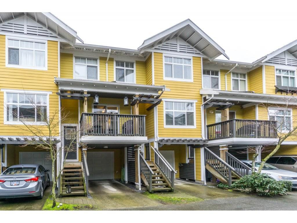 Main Photo: 69 15233 34 AVENUE in Surrey: Morgan Creek Townhouse for sale (South Surrey White Rock)  : MLS®# R2249035