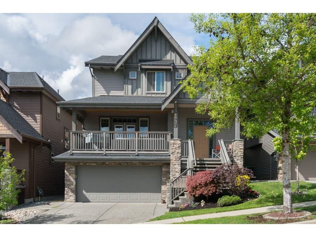 Main Photo: 3419 HORIZON Drive in Coquitlam: Burke Mountain House for sale : MLS®# R2266939