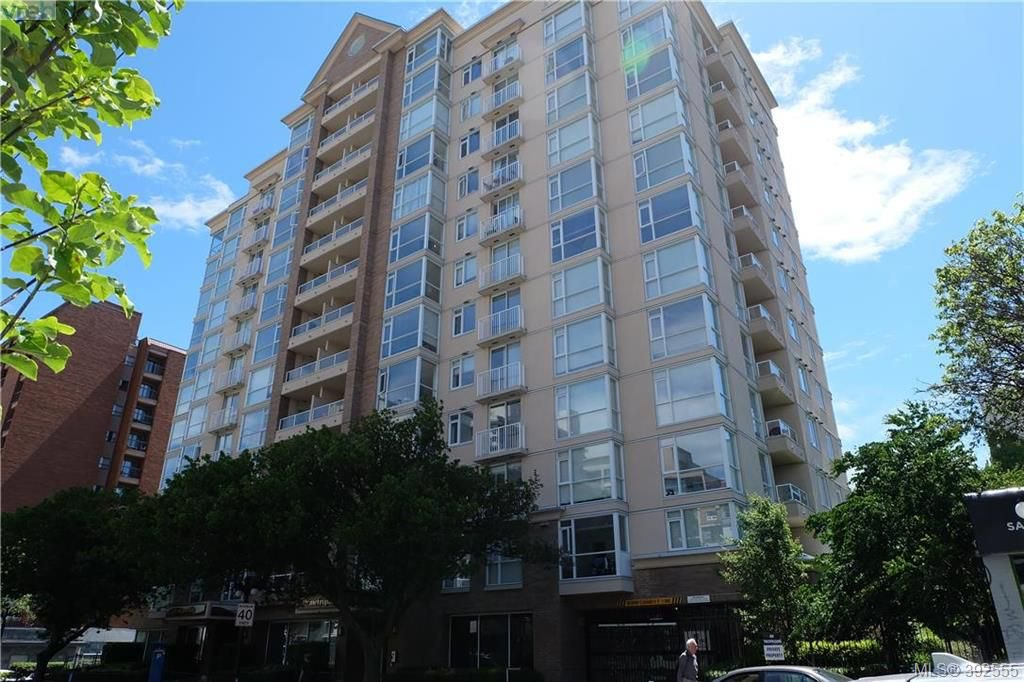 Main Photo: 303 835 View St in VICTORIA: Vi Downtown Condo for sale (Victoria)  : MLS®# 788641
