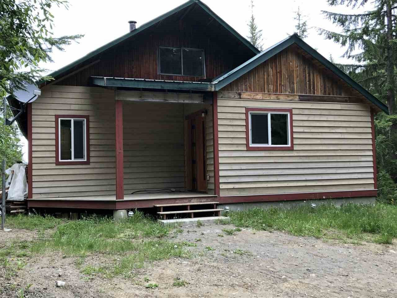Main Photo: 5660 MARSHALL CREEK Road: Horsefly House for sale (Williams Lake (Zone 27))  : MLS®# R2277044