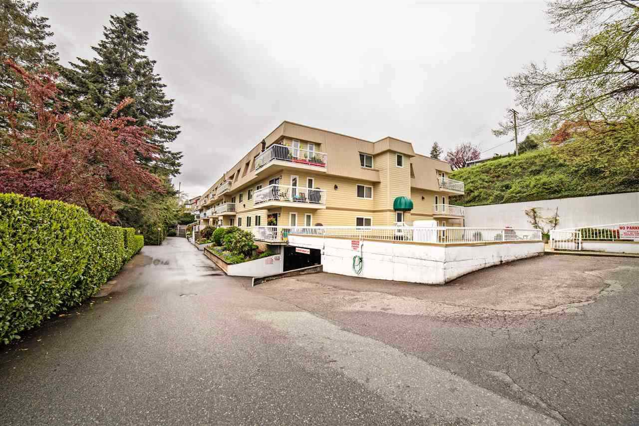 """Main Photo: 104 7436 STAVE LAKE Street in Mission: Mission BC Condo for sale in """"Glenkirk Court"""" : MLS®# R2280517"""
