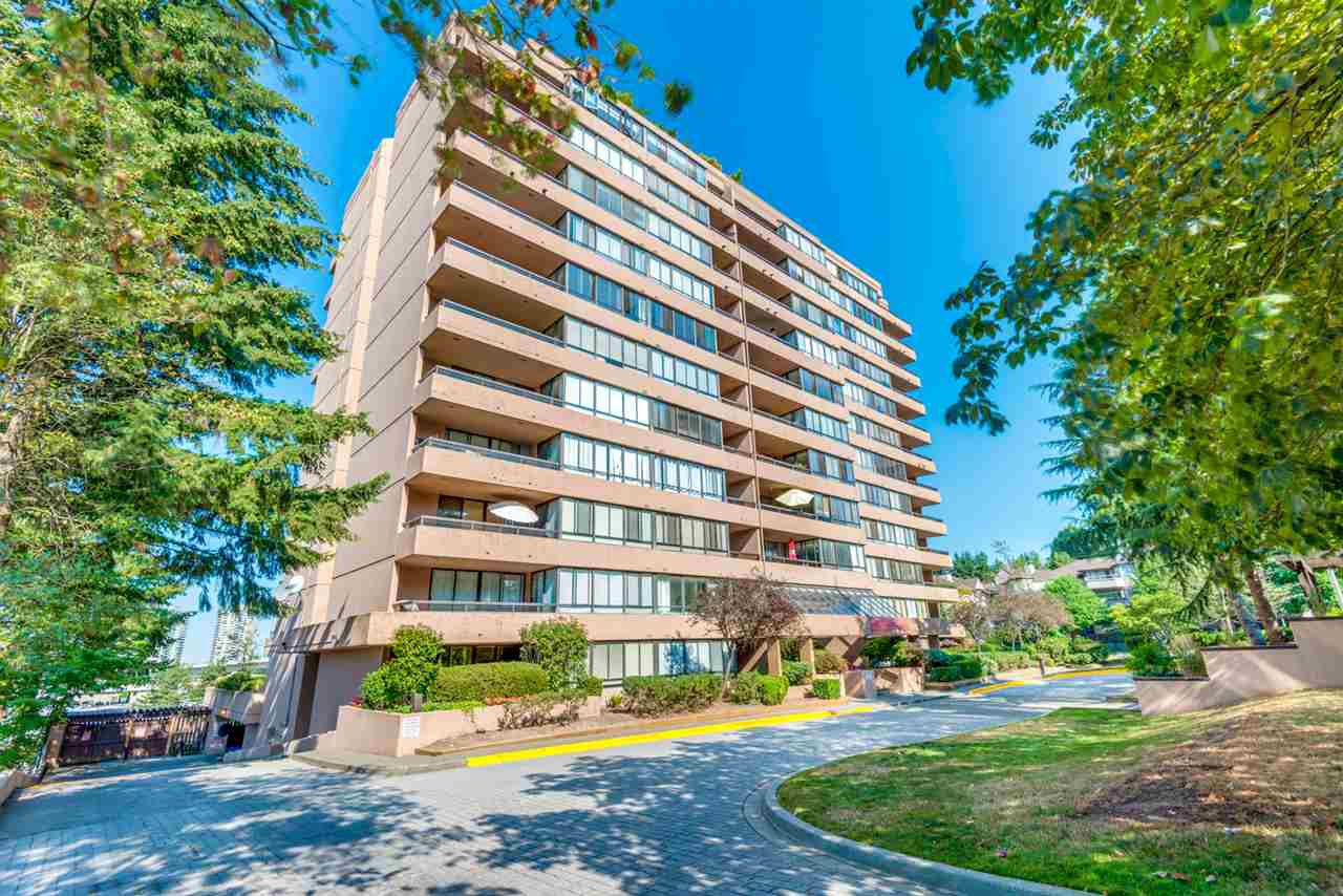"""Main Photo: PH7 460 WESTVIEW Street in Coquitlam: Coquitlam West Condo for sale in """"PACIFIC HOUSE"""" : MLS®# R2292434"""