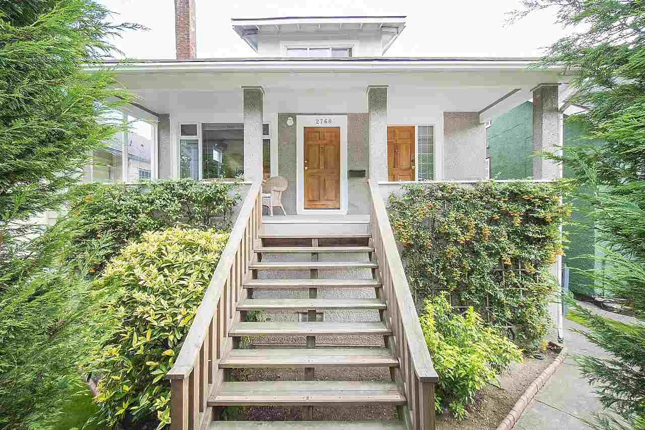 Main Photo: 2768 PANDORA Street in Vancouver: Hastings East House for sale (Vancouver East)  : MLS®# R2302425