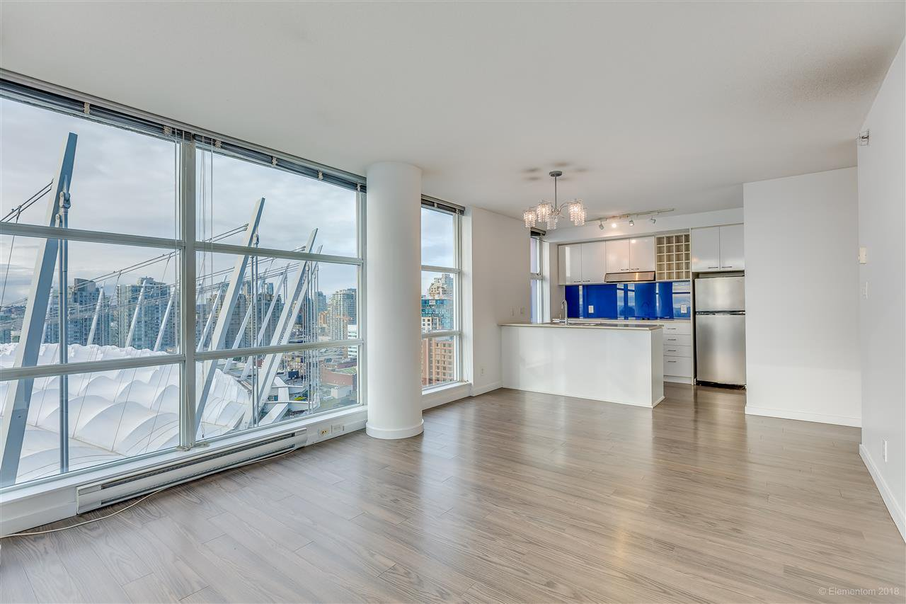 Main Photo: 2501 111 W GEORGIA Street in Vancouver: Downtown VW Condo for sale (Vancouver West)  : MLS®# R2327065