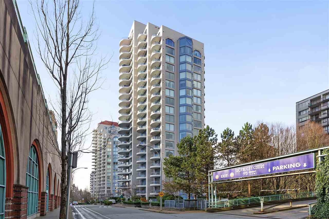 "Main Photo: 1306 719 PRINCESS Street in New Westminster: Uptown NW Condo for sale in ""STIRLING PLACE"" : MLS®# R2336086"