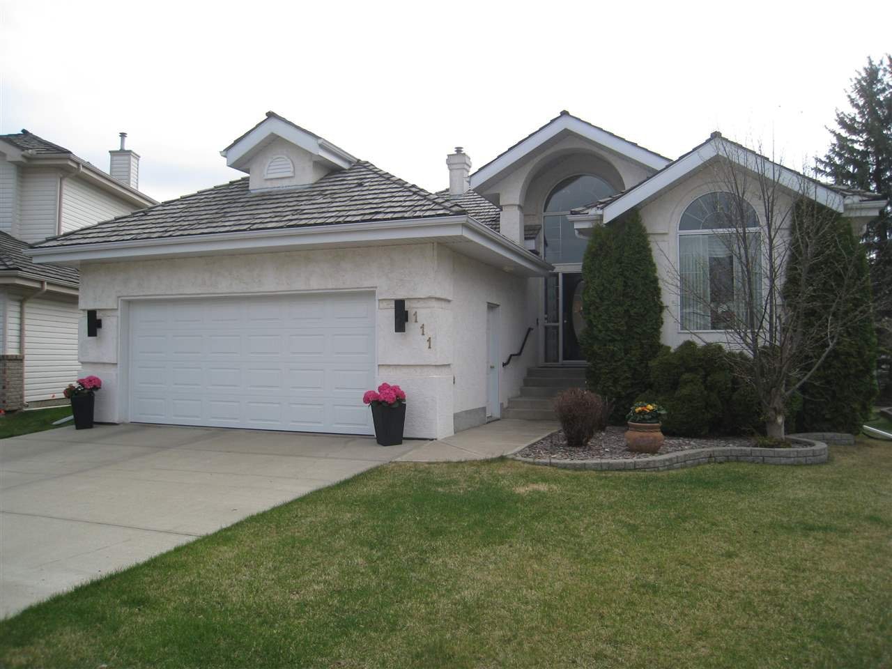 Main Photo: 111 BLACKBURN Drive W in Edmonton: Zone 55 House for sale : MLS®# E4150406