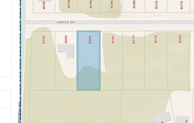 "Main Photo: 8389 CANTLE Drive in Prince George: Western Acres Land for sale in ""WESTERN ACRES"" (PG City South (Zone 74))  : MLS®# R2359258"