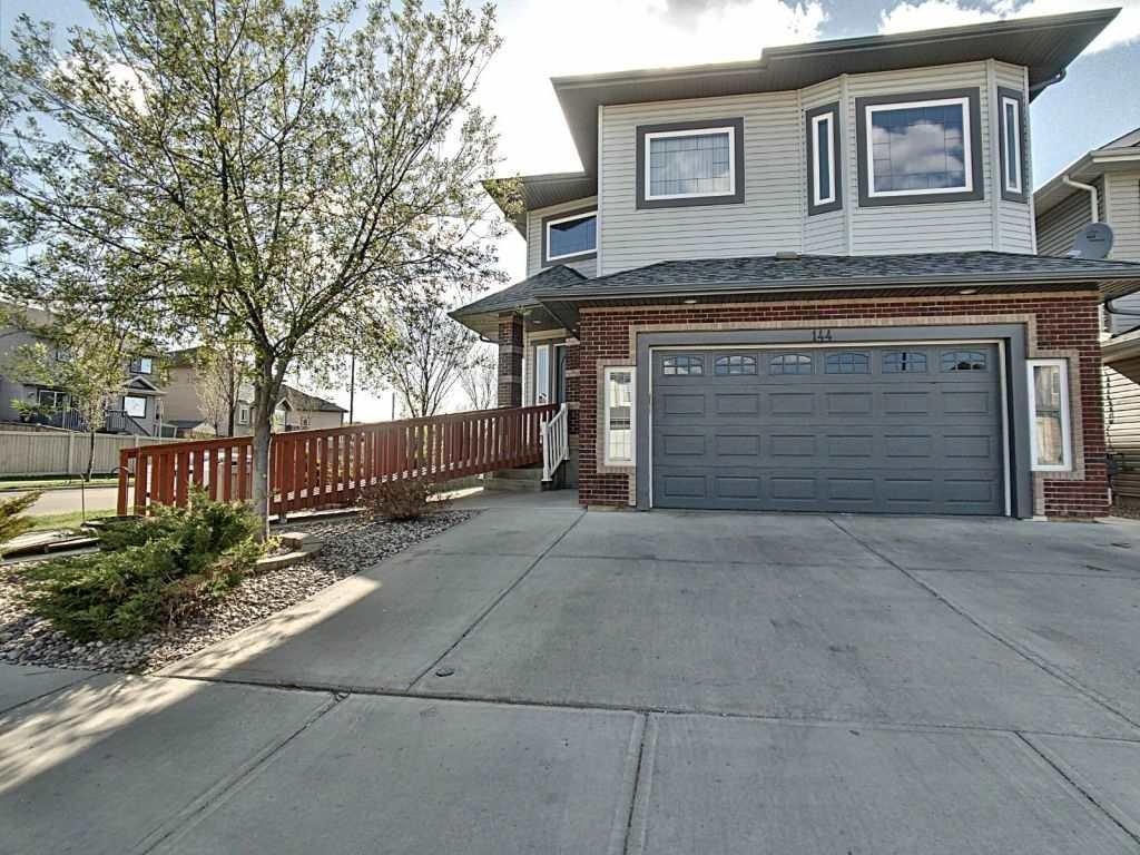 Main Photo: 144 64 Street in Edmonton: Zone 53 House for sale : MLS®# E4157005