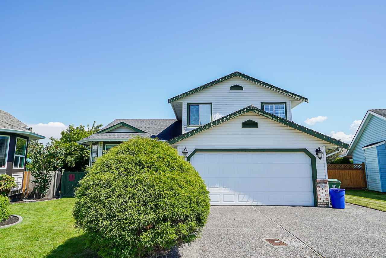Main Photo: 5852 GLENDALE Drive in Sardis: Vedder S Watson-Promontory House for sale : MLS®# R2373913