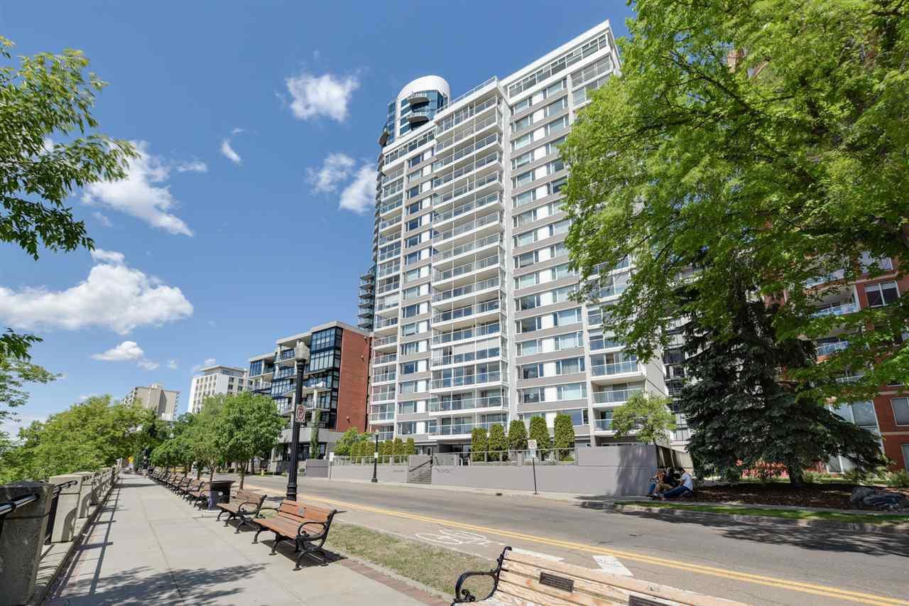 Main Photo: 201 11920 100 Avenue in Edmonton: Zone 12 Condo for sale : MLS®# E4160075