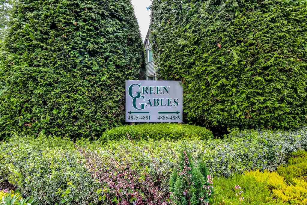 """Main Photo: 217 4889 53 Street in Ladner: Hawthorne Condo for sale in """"Green Gables"""" : MLS®# R2382103"""