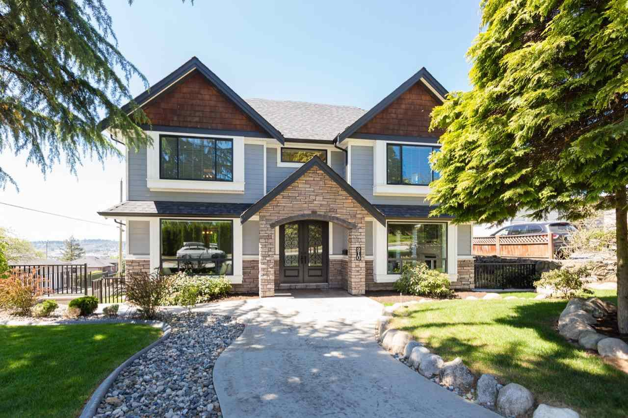 Main Photo: 210 FINNIGAN Street in Coquitlam: Central Coquitlam House for sale : MLS®# R2427359
