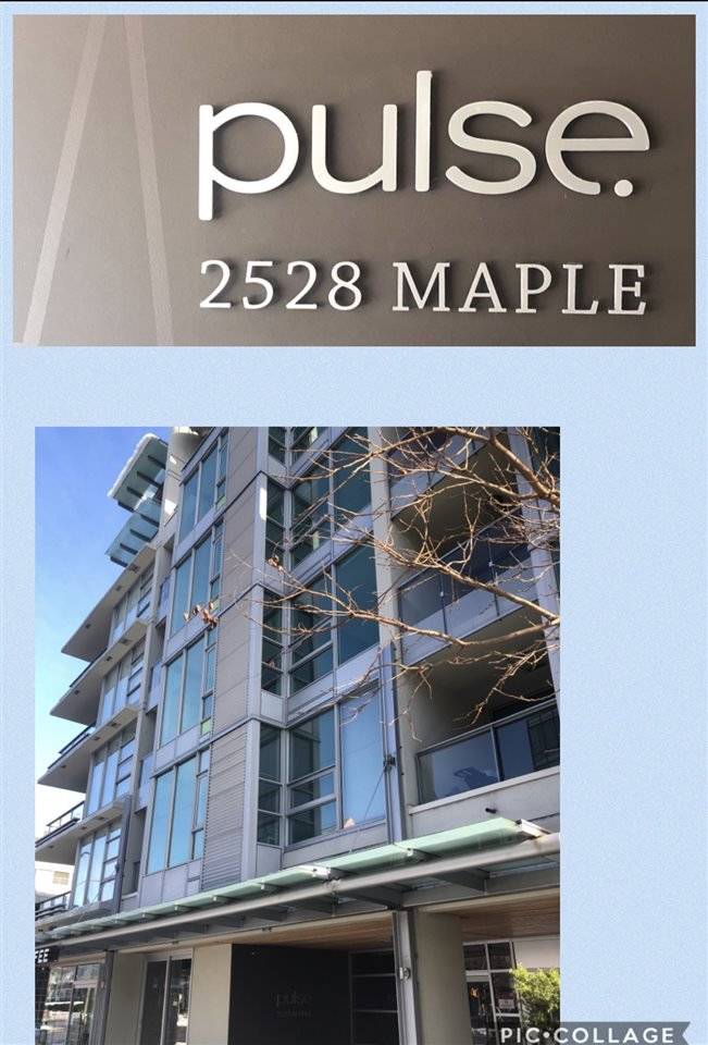 Main Photo: 404 2528 MAPLE Street in Vancouver: Kitsilano Condo for sale (Vancouver West)  : MLS®# R2430018