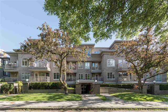 Main Photo: 401 2490 W 2ND Avenue in Vancouver: Kitsilano Condo for sale (Vancouver West)  : MLS®# R2445353