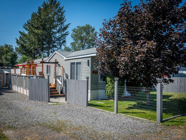 Main Photo: B23 220 G & M ROAD in Kamloops: South Kamloops Manufactured Home/Prefab for sale : MLS®# 157977
