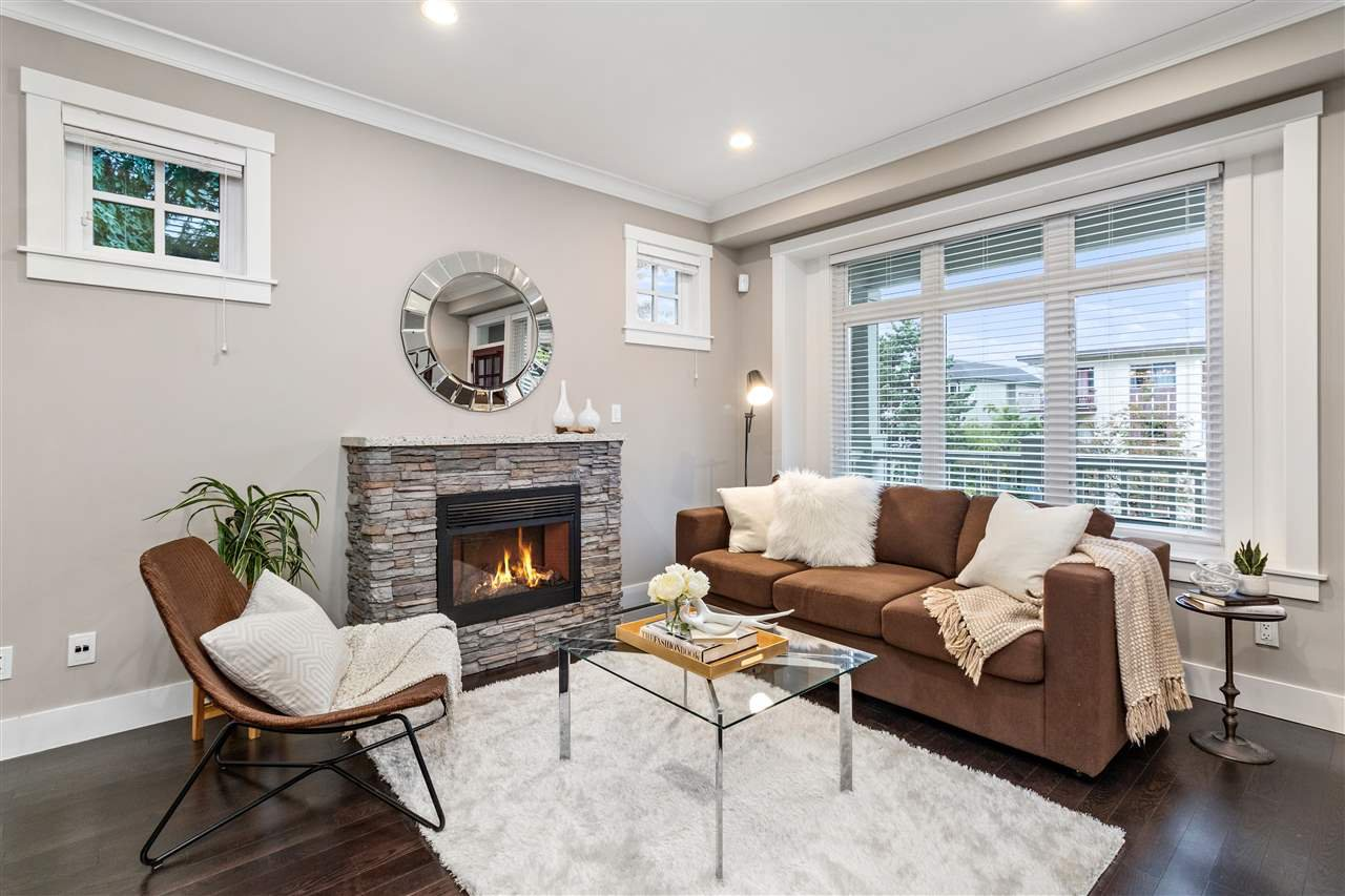 """Main Photo: 1820 E GEORGIA Street in Vancouver: Hastings Townhouse for sale in """"GEORGIA COURT"""" (Vancouver East)  : MLS®# R2519972"""