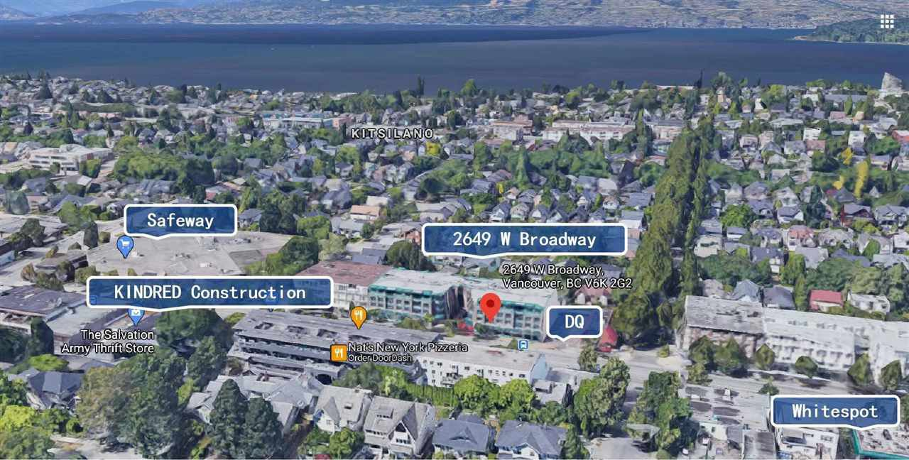 Main Photo: 2649 W BROADWAY in Vancouver: Kitsilano Retail for sale (Vancouver West)  : MLS®# C8035791