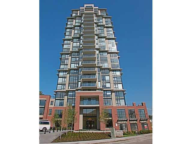 """Main Photo: 1502 15 E ROYAL Avenue in New Westminster: Fraserview NW Condo for sale in """"VICTORIA HILLS"""" : MLS®# V893585"""