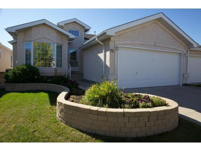 Main Photo: 75 Lakeview Cove in WINNIPEG: Windsor Park / Southdale / Island Lakes Condominium for sale (South East Winnipeg)  : MLS®# 1120065