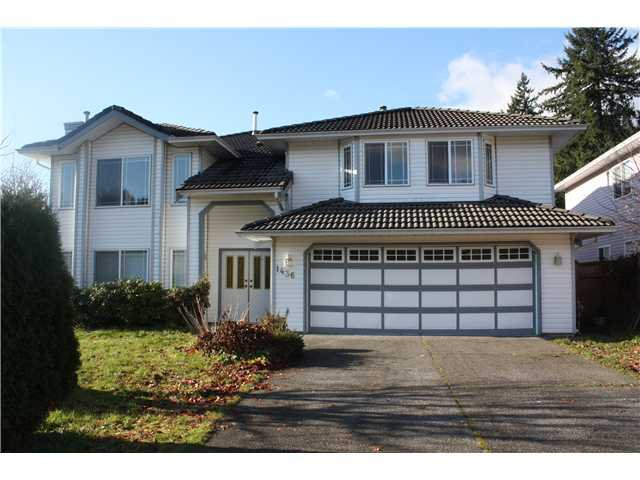 Main Photo: 1436 HOCKADAY Street in Coquitlam: Hockaday House for sale : MLS®# V921215