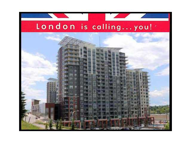 10th floor suite in popular London building, across from LRT station