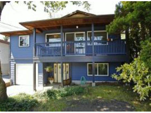 Main Photo: 1465 MAPLE Street: White Rock House for sale (South Surrey White Rock)  : MLS®# F1326940