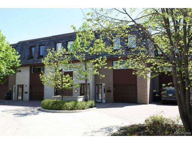 Main Photo: 381 WESTWOOD Drive in WINNIPEG: Westwood / Crestview Condominium for sale (West Winnipeg)  : MLS®# 1412841