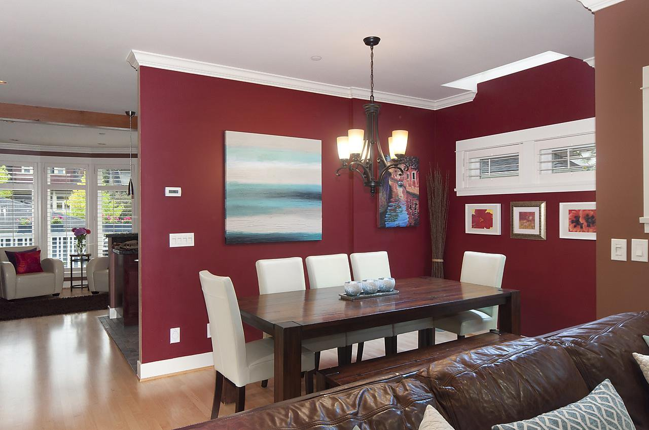 Photo 5: Photos: 1918 W 11TH Avenue in Vancouver: Kitsilano Townhouse for sale (Vancouver West)  : MLS®# R2066055