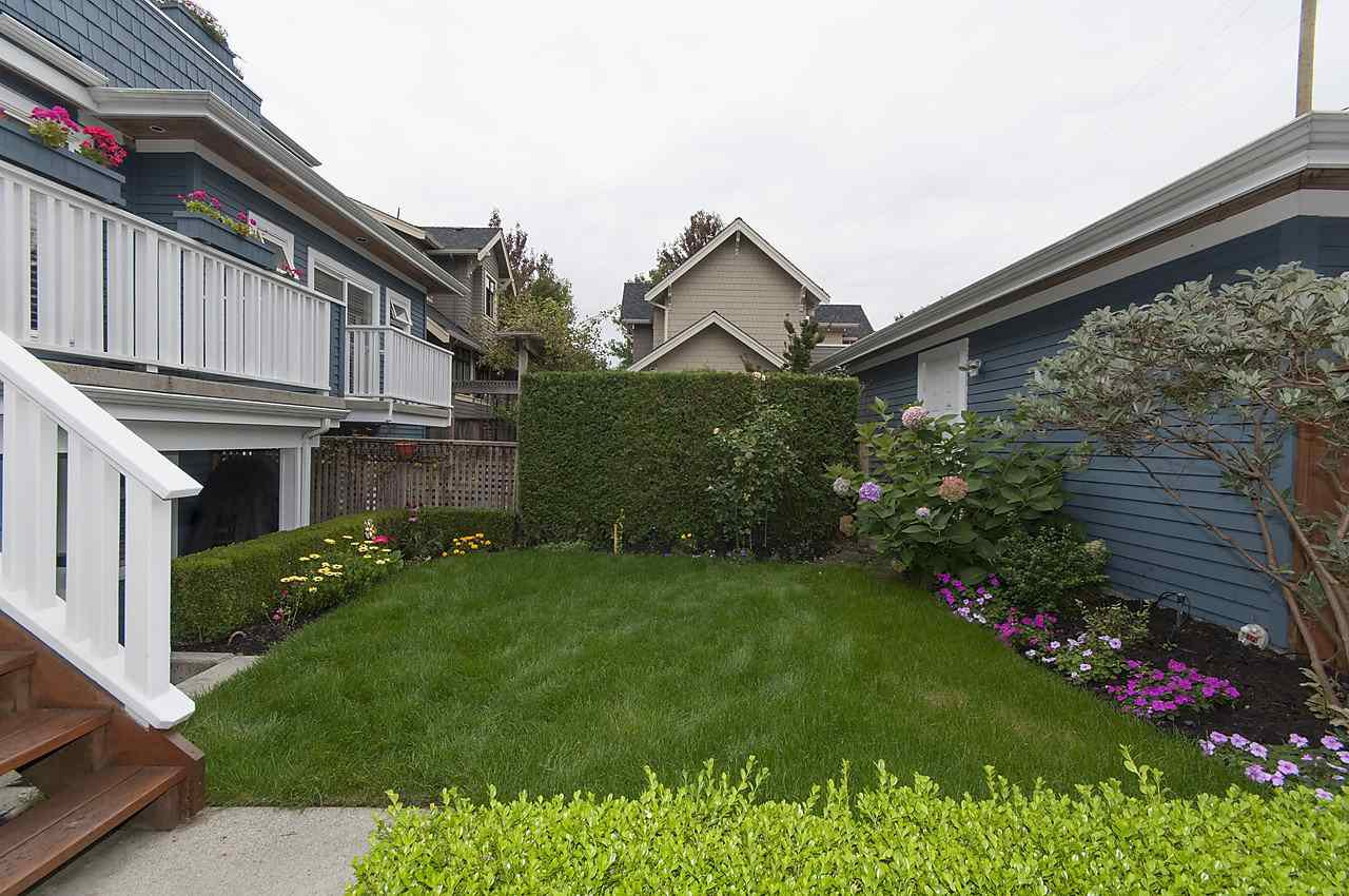Photo 17: Photos: 1918 W 11TH Avenue in Vancouver: Kitsilano Townhouse for sale (Vancouver West)  : MLS®# R2066055