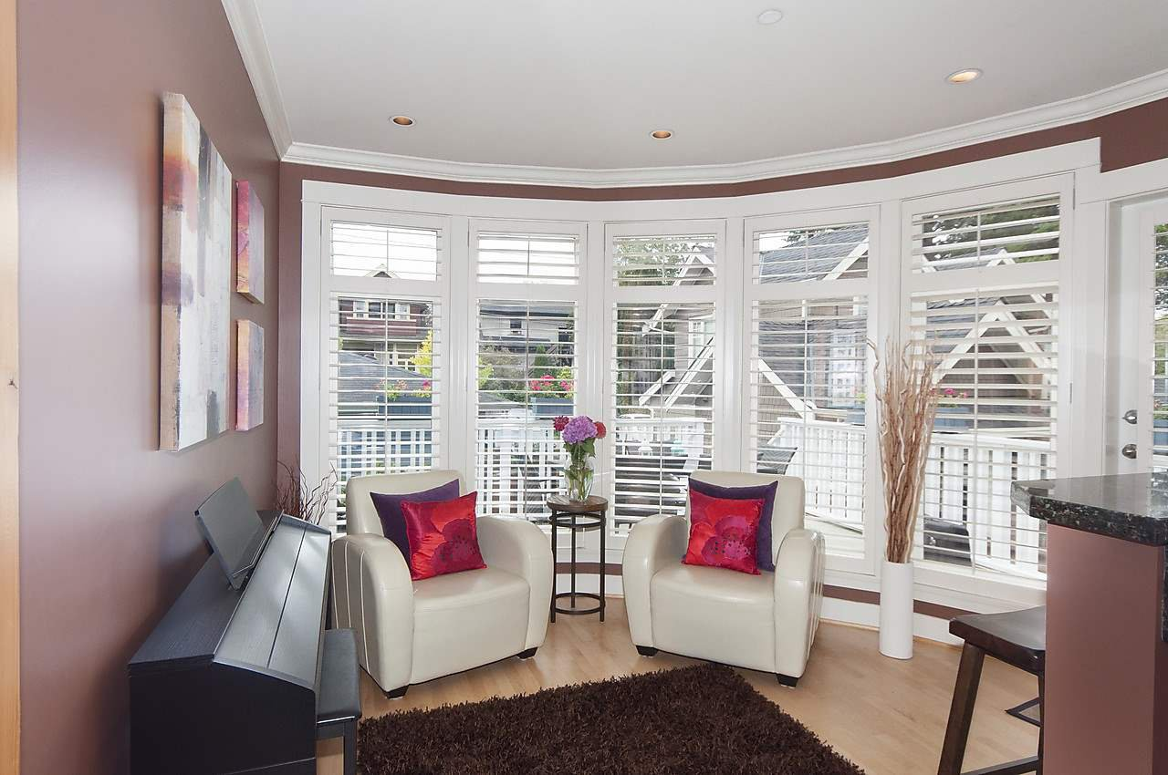 Photo 9: Photos: 1918 W 11TH Avenue in Vancouver: Kitsilano Townhouse for sale (Vancouver West)  : MLS®# R2066055