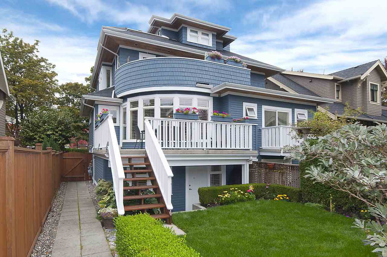 Photo 18: Photos: 1918 W 11TH Avenue in Vancouver: Kitsilano Townhouse for sale (Vancouver West)  : MLS®# R2066055