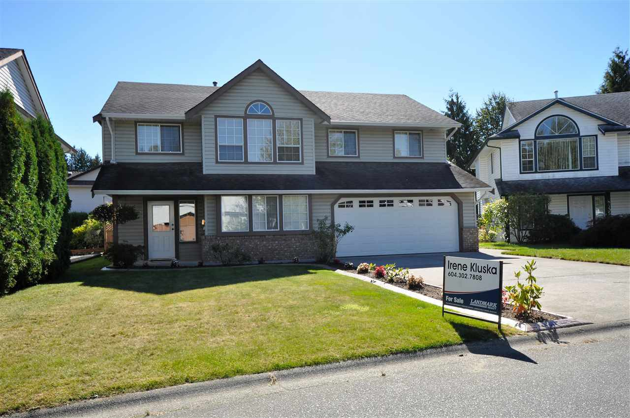 Main Photo: 8431 COX Drive in Mission: Mission BC House for sale : MLS®# R2108826