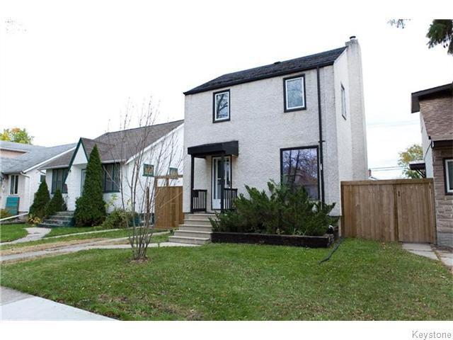 Main Photo: 434 De La Morenie Street in Winnipeg: St Boniface Residential for sale (2A)  : MLS®# 1626732