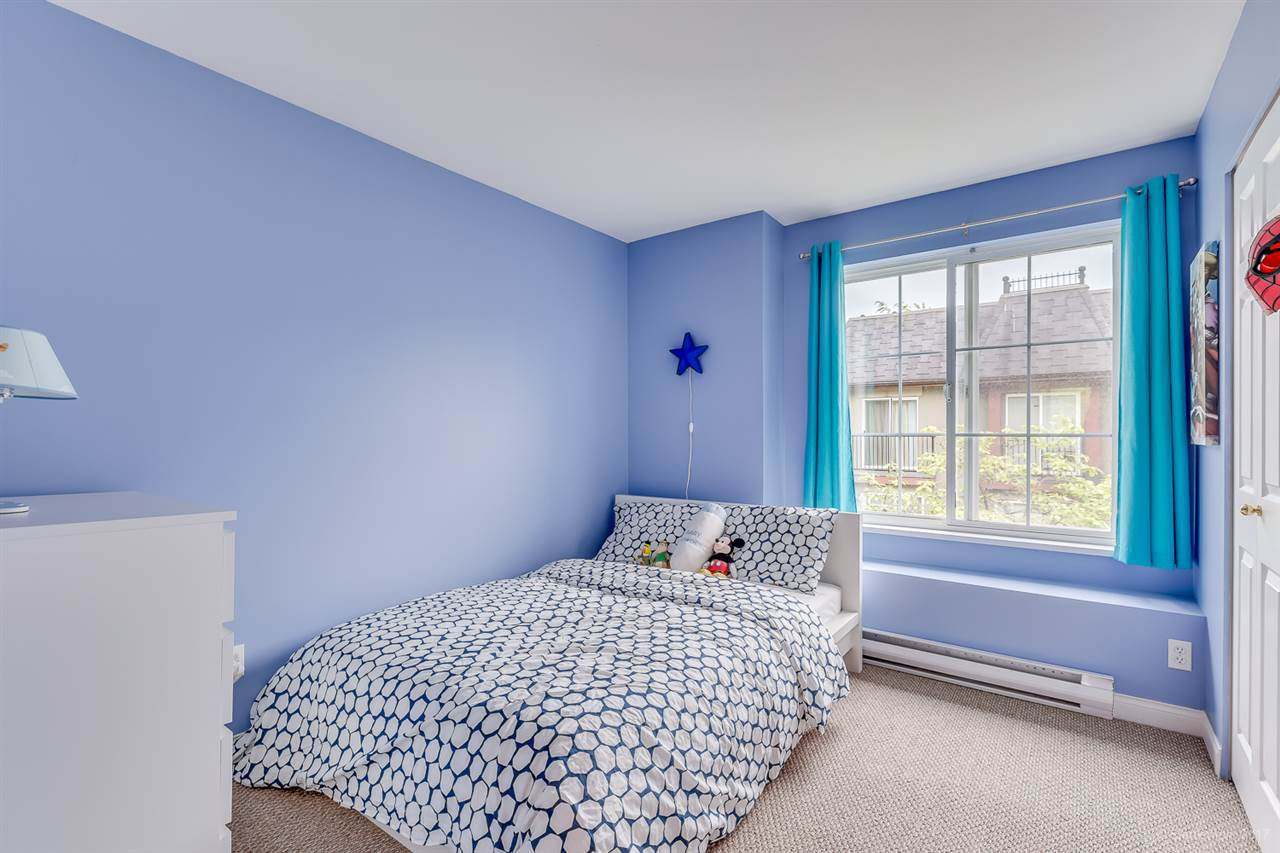 Photo 16: Photos: 39 1561 BOOTH Avenue in Coquitlam: Maillardville Townhouse for sale : MLS®# R2164462