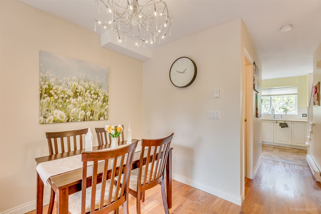 Photo 7: Photos: 39 1561 BOOTH Avenue in Coquitlam: Maillardville Townhouse for sale : MLS®# R2164462