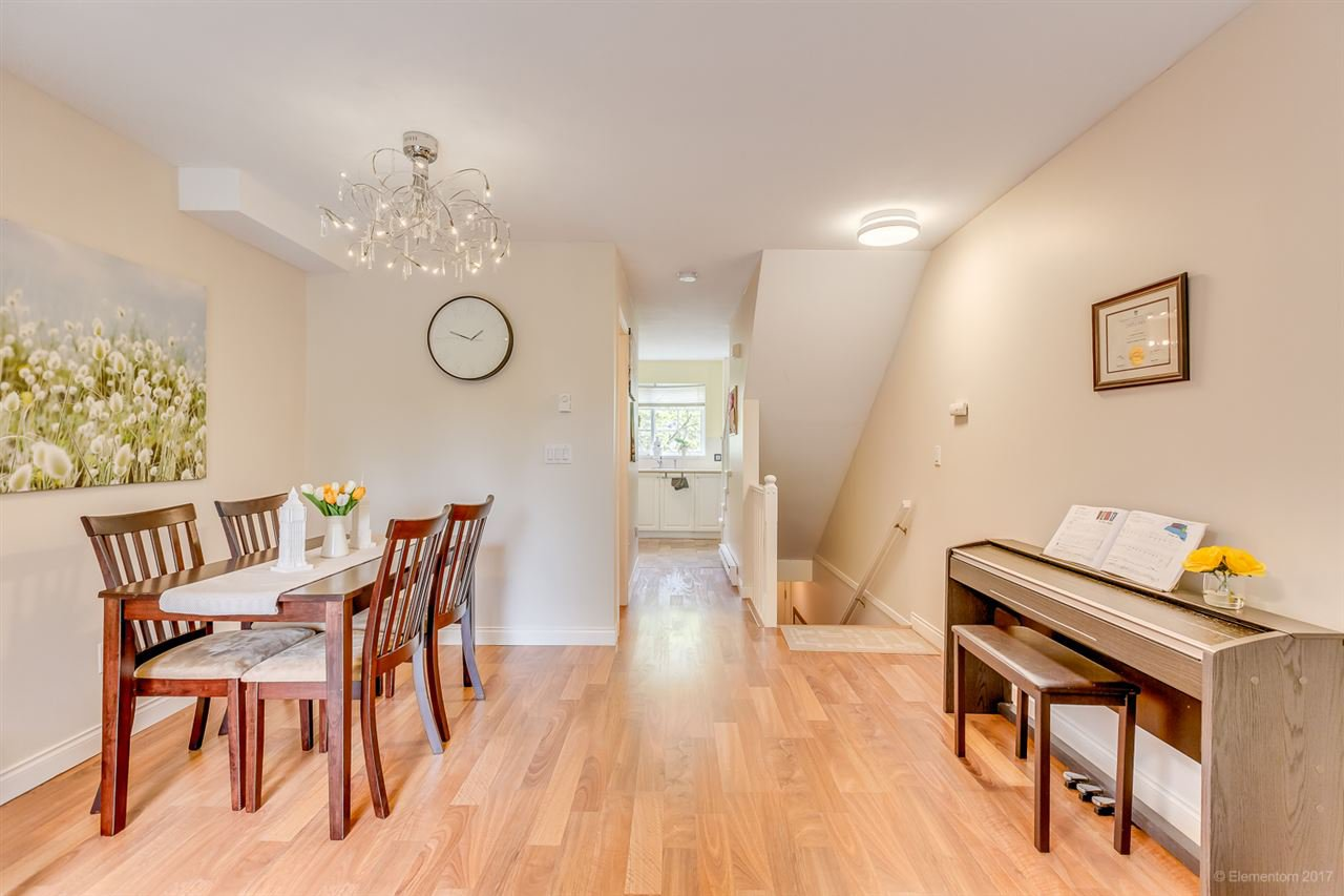Photo 8: Photos: 39 1561 BOOTH Avenue in Coquitlam: Maillardville Townhouse for sale : MLS®# R2164462