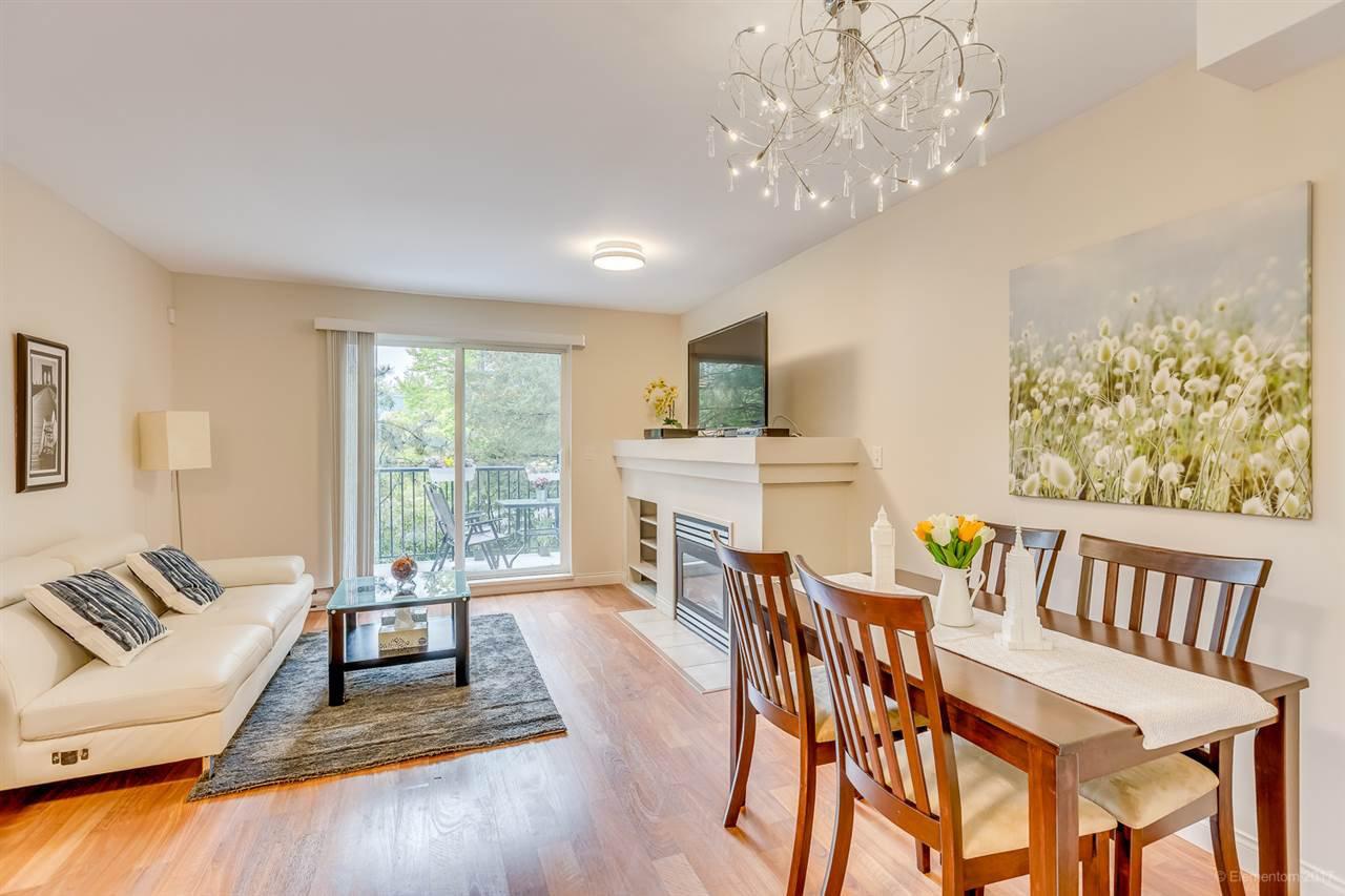 Photo 6: Photos: 39 1561 BOOTH Avenue in Coquitlam: Maillardville Townhouse for sale : MLS®# R2164462
