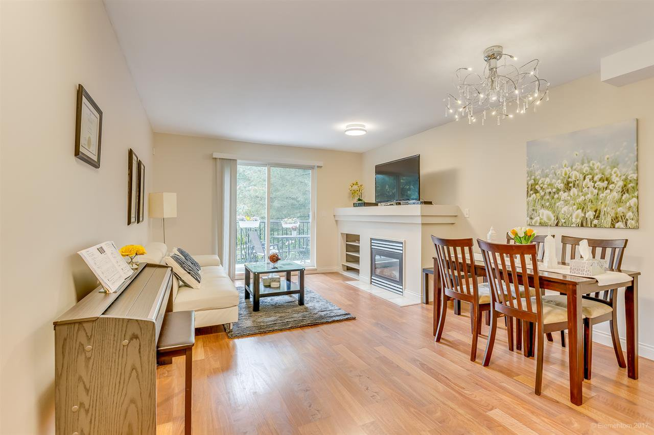 Photo 5: Photos: 39 1561 BOOTH Avenue in Coquitlam: Maillardville Townhouse for sale : MLS®# R2164462