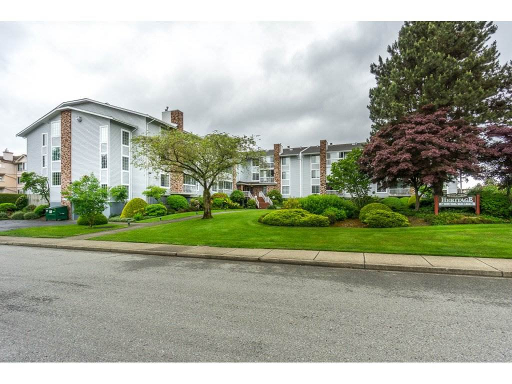 "Main Photo: 335 5379 205 Street in Langley: Langley City Condo for sale in ""Heritage Manor"" : MLS®# R2172167"