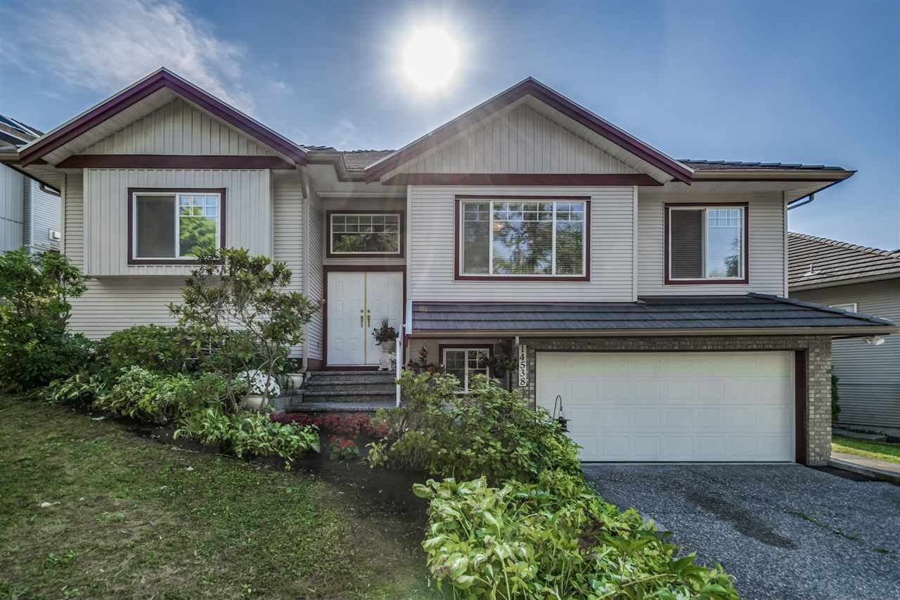"""Main Photo: 14538 78 Avenue in Surrey: East Newton House for sale in """"Chimney Heights"""" : MLS®# R2198322"""