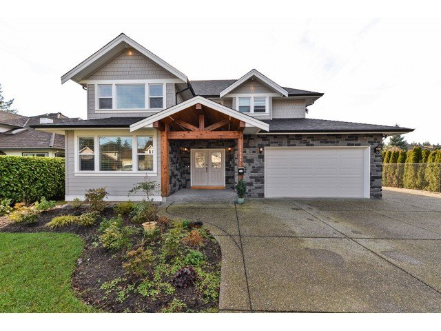 Main Photo: 21084 44th Av in Langley: Home for sale : MLS®# F1437399