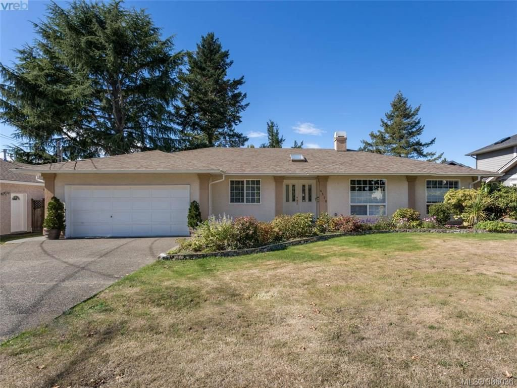 Main Photo: 4570 Viewmont Ave in VICTORIA: SW Royal Oak Single Family Detached for sale (Saanich West)  : MLS®# 775672