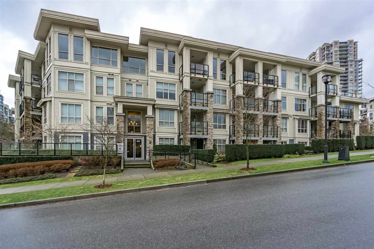 Main Photo: 106 250 FRANCIS Way in New Westminster: Fraserview NW Condo for sale : MLS®# R2232999