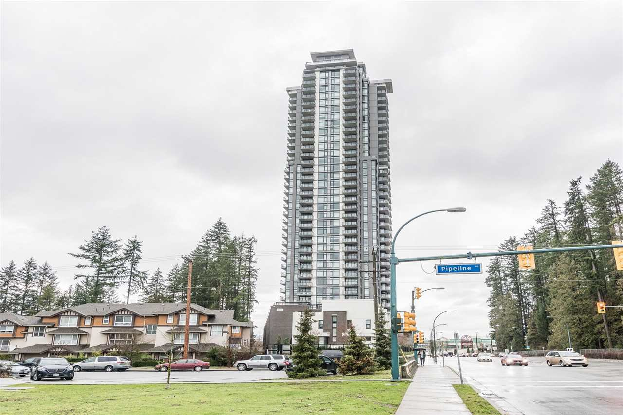 "Main Photo: 4006 3080 LINCOLN Avenue in Coquitlam: North Coquitlam Condo for sale in ""1123 Westwood"" : MLS®# R2234588"