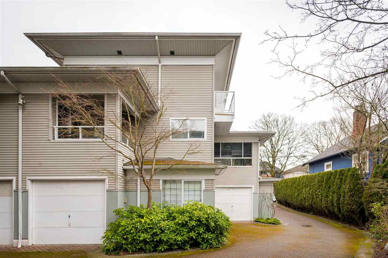 Main Photo: 3 1568 E 22ND Avenue in Vancouver: Knight Townhouse for sale (Vancouver East)  : MLS®# R2248905