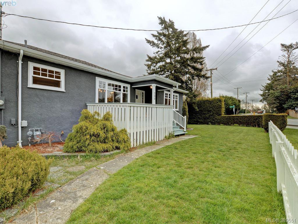Main Photo: 700 Cowper Street in VICTORIA: SW Gorge Single Family Detached for sale (Saanich West)  : MLS®# 389551