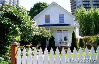 Main Photo: 427 Government Street in VICTORIA: Vi James Bay Single Family Detached for sale (Victoria)  : MLS®# 203705