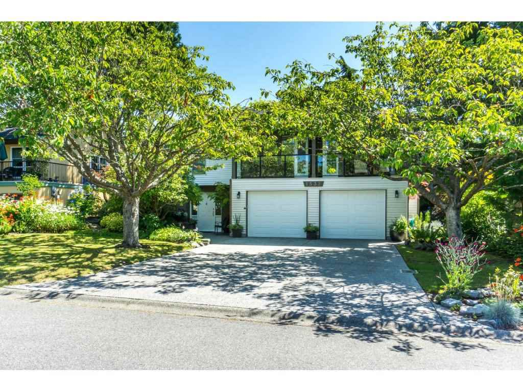 """Main Photo: 1532 133A Street in Surrey: Crescent Bch Ocean Pk. House for sale in """"Marine Terrace"""" (South Surrey White Rock)  : MLS®# R2290341"""